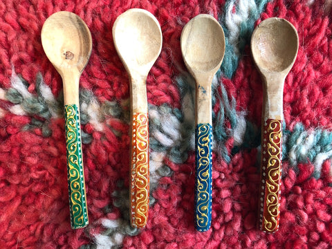 Miniature Wooden Spoon