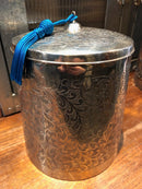 Silver Canister, large