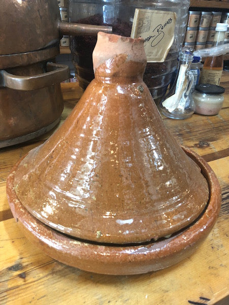 Terracotta Tagine, large