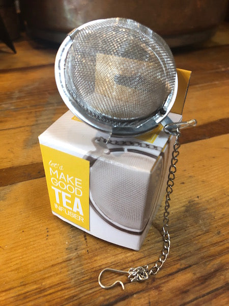 Mesh Tea Strainer Ball
