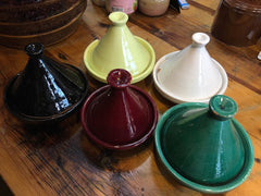 Colored Tagine