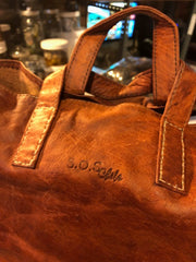 SOS Chefs Leather Bag