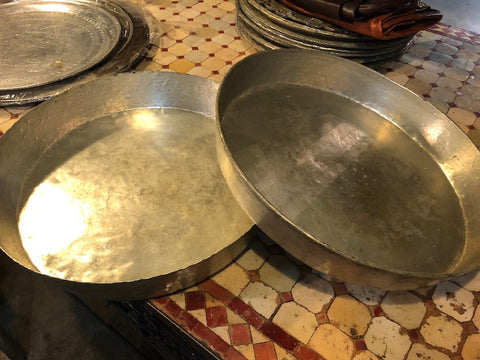 Round Bread Pan