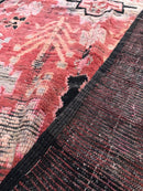 Boujad Carpet, reversible 8x3'