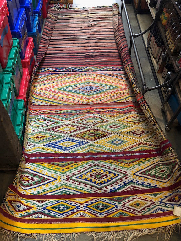 Beni Meueld Carpet