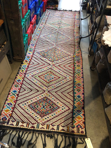 Beni Meueld Carpet 12x6'