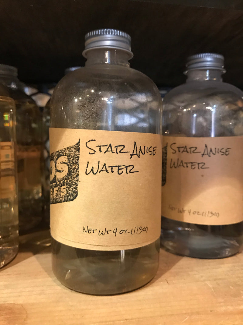 Star Anise Water