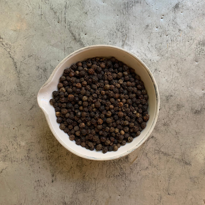 Malabar Black Peppercorn, Whole