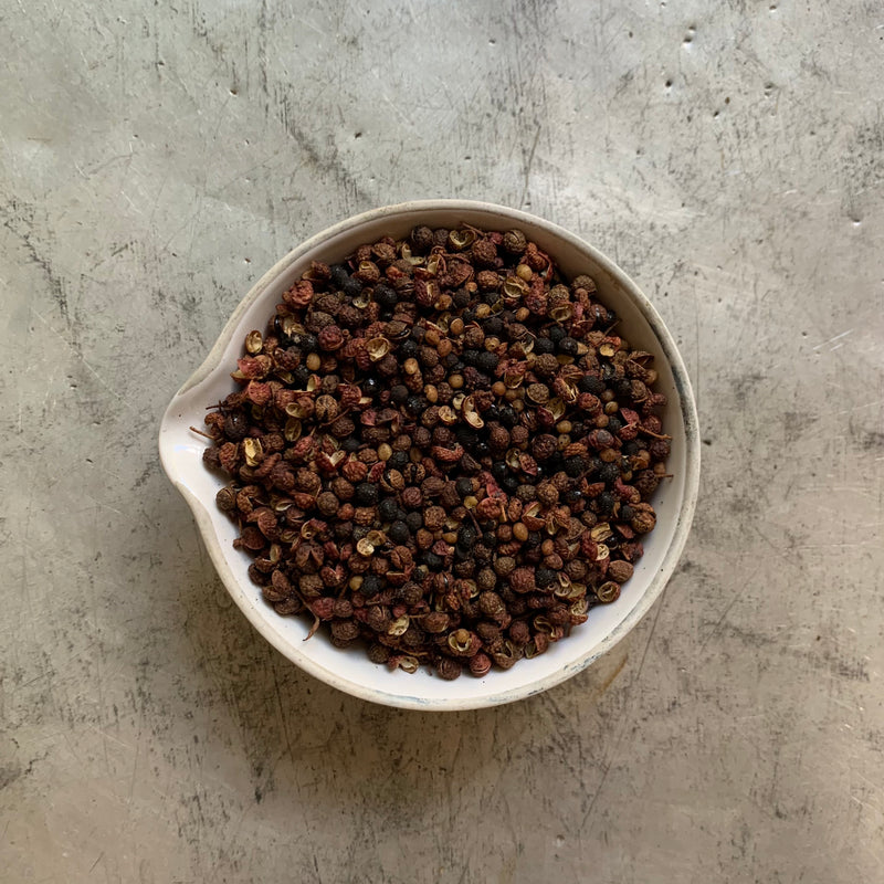 Szechuan Peppercorn, Red