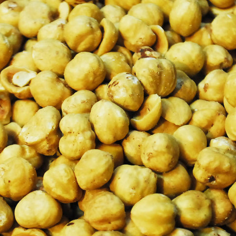Whole Blanched Hazelnuts