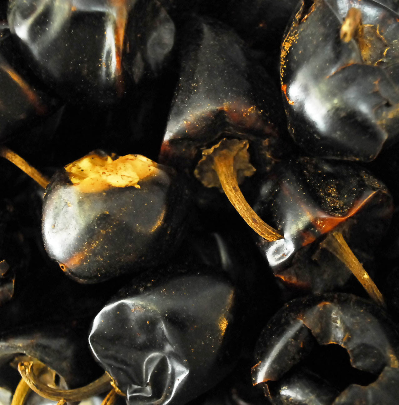 Cascabel Chili, Whole