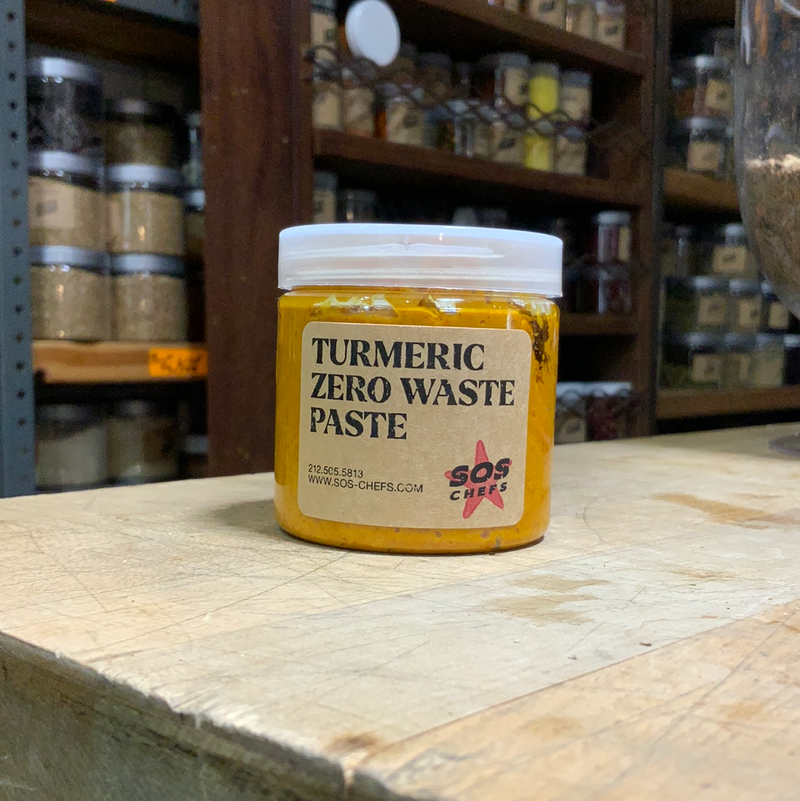Turmeric Zero Waste Paste