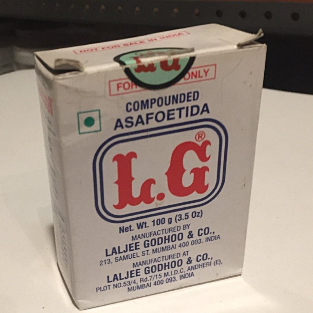 Asafoetida Concentrate