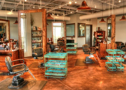 Nixon & Co Salon & Boutique