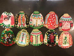 Nixon & Co Salon & Boutique - Christmas sweater cookies