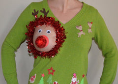 Nixon & Co Salon & Boutique - Ugly Christmas Sweater