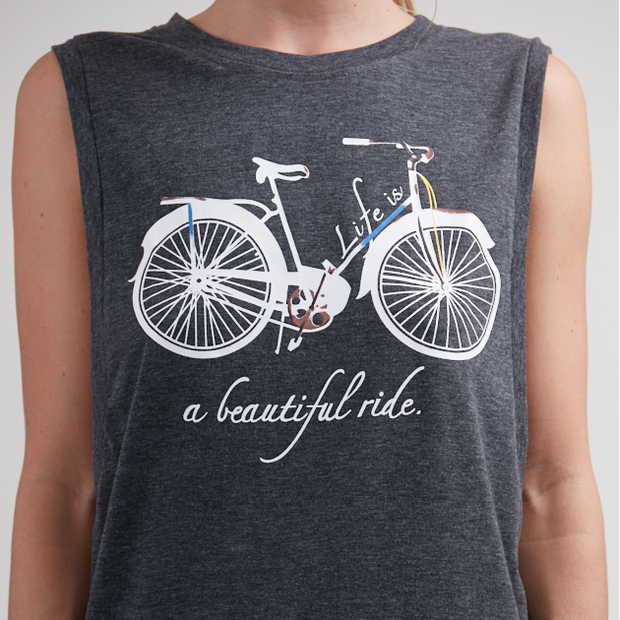 Beautiful Ride Tank - Nixon & Co Boutique