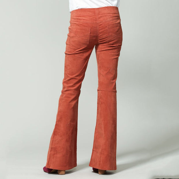 Bell Bottom Corduroy Pants - Nixon & Co Boutique