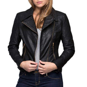 Quilt This Way Black Jacket - Nixon & Co Boutique