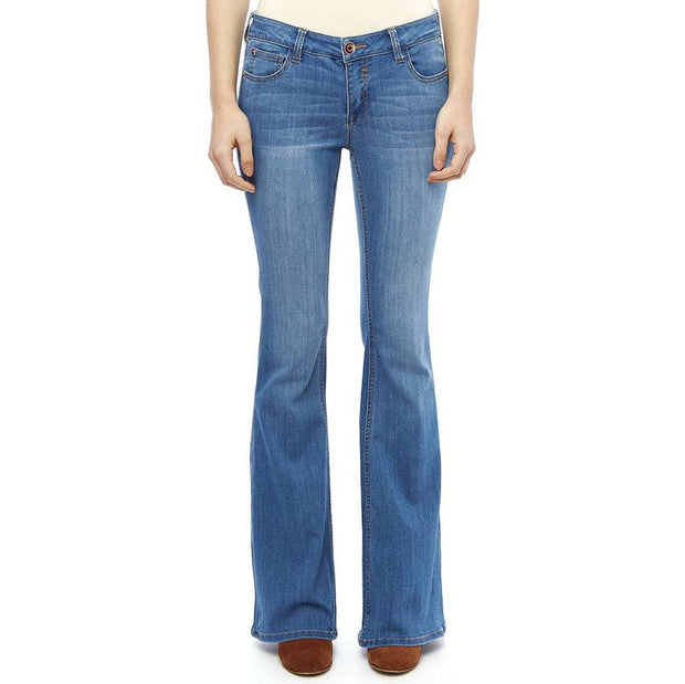Boho-chic flare jeans - Nixon & Co. Boutique