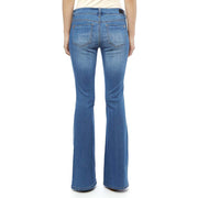 Boho-Chic Flare Jeans - Nixon & Co Boutique