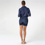 Chloe Frayed Hem Short - Nixon & Co Boutique
