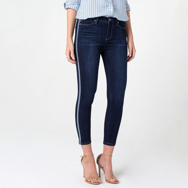 Skinny Crop Reverse Jean - Nixon & Co Boutique