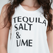 Tequila Salt & Lime Tank - Nixon & Co Boutique
