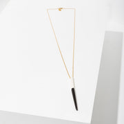 Araya Black Necklace - Nixon & Co