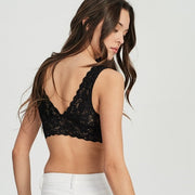 Black Plus Size Bralette - Nixon & Co Boutique