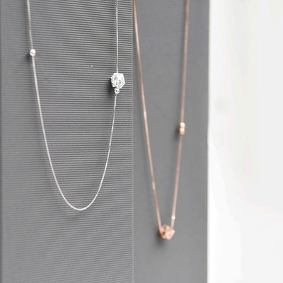 Hex In The Loop Necklace - Nixon & Co Boutique