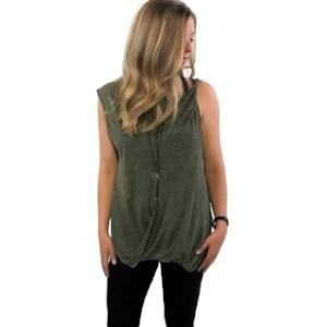 Twisted Tank Top - Nixon & Co Boutique