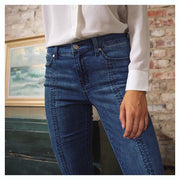 Split Hem Jean - Nixon & Co Boutique