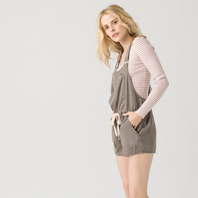 Olive Romper - Nixon & Co Boutique