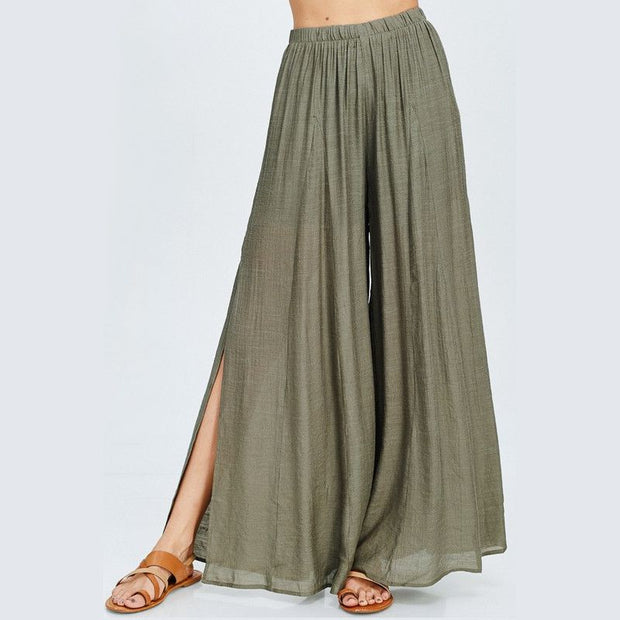 Wide Leg Pant - Nixon & Co Boutique