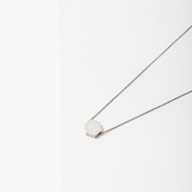 Polymath Silver Necklace - Nixon & Co Boutique