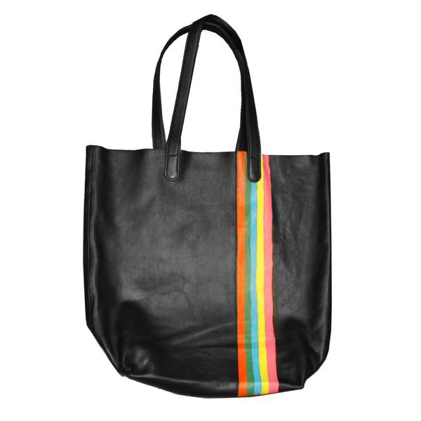Millie Black Rainbow Bag - Nixon & Co Boutique