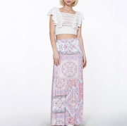 Sprohemian Skirt - Nixon & Co Boutique