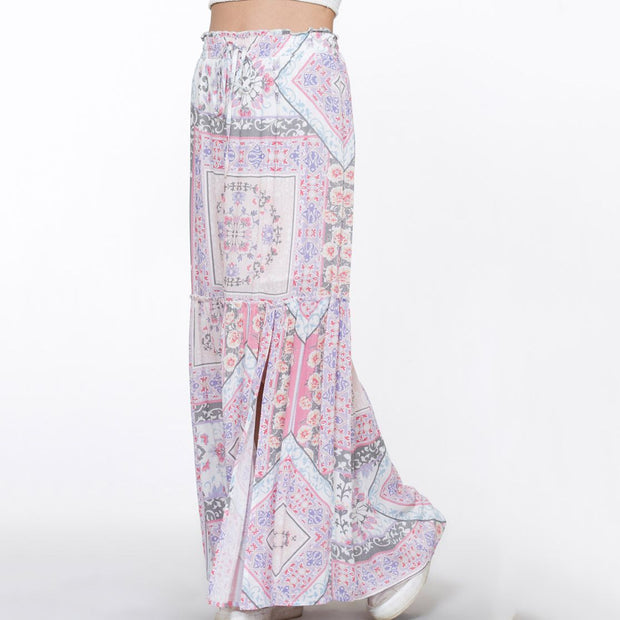 Bohemian Skirt - Nixon & Co Boutique