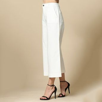 White Shipman Pants - Nixon & Co Boutique