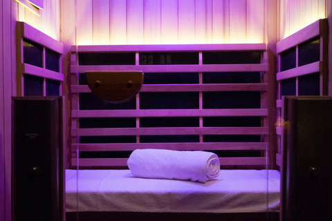 Higher Dose Infrared Sauna