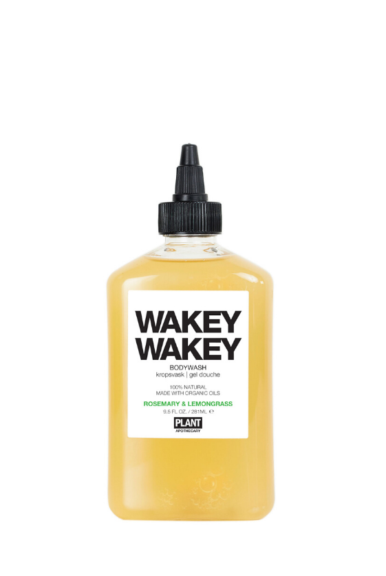 Wakey Wakey Organic Body Wash