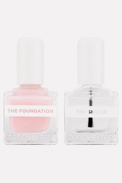 Nail Care Mini-Set The Foundation & The Shield