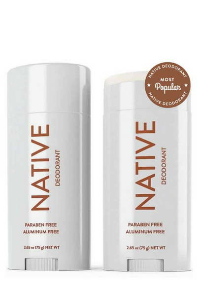 Coconut & Vanilla Native Deodorant