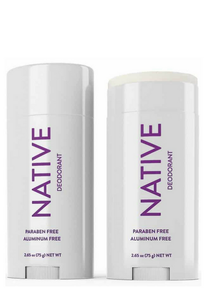 Lavender & Rose Native Deodorant