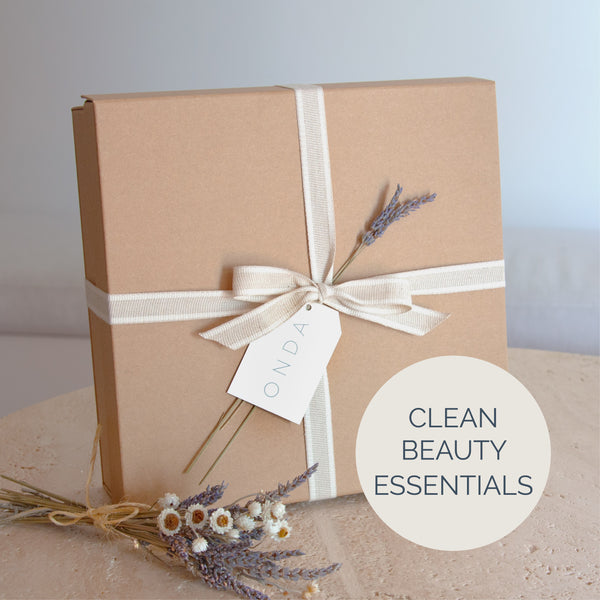 Clean Beauty Essentials Gift Box