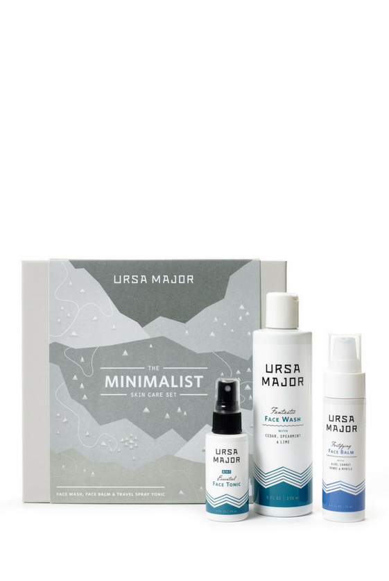 The Minimalist Skin Care Kit