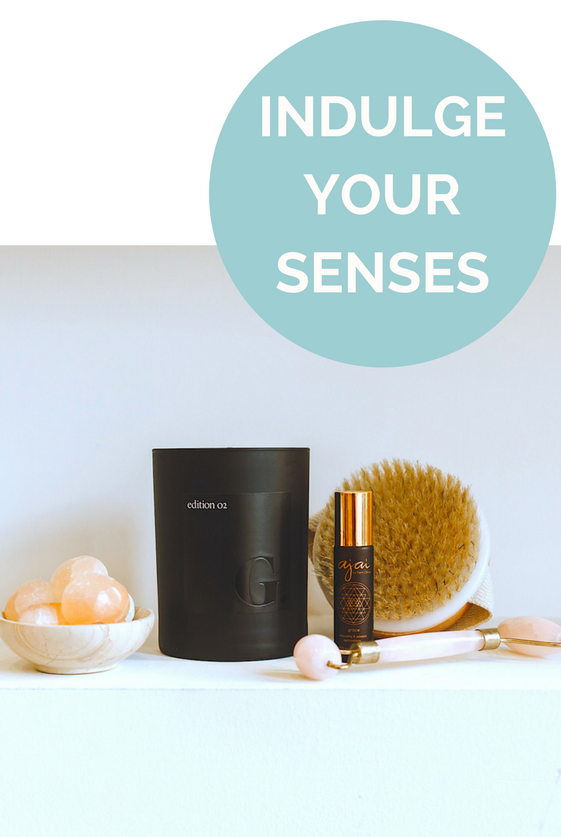 Indulge Your Senses Gift Kit