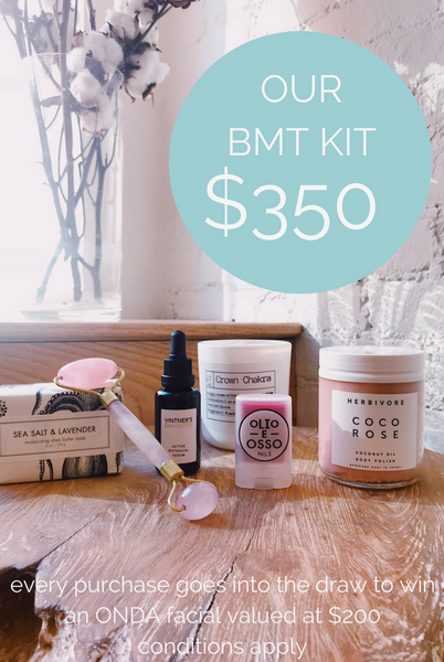BMT KIT FOR VALENTINE'S DAY