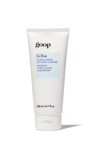 G. Tox Glacial Marine Clay Body Cleanser